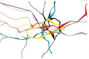 interactivemap 300x200 - New interactive Tube map reveals how busy each London Underground station is at peak times
