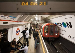 tubestation 300x211 - Night Tube services will not run on the Bank branch of the Northern line until 2022