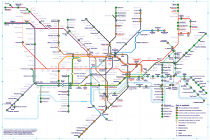 avoid the stairs tube map 300x200 - Travelling by tube if you want to avoid stairs