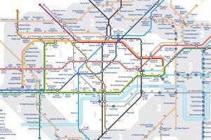 walk the tube map 300x200 - The 'Walk the Tube' maps