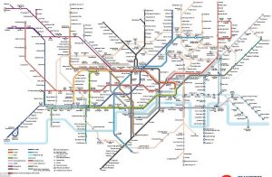 4BD8675F00000578 0 image m 15 1525431861756 300x196 - Tube map highlights the routes that aren't in tunnels