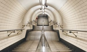 2349 300x180 - Symmetry and serenity in the London Underground – in pictures