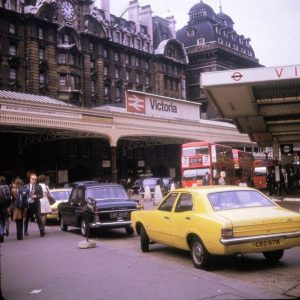 victoria 300x300 - TfL news: Fascinating vintage photos show London Tube network from the 1960s to 1980s