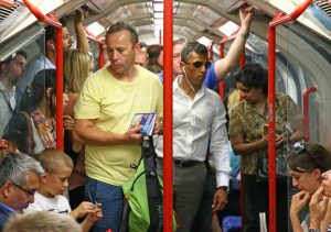 centralline 300x211 - Overheard on the Tube: Londoners reveal the most bizarre conversations they've heard on the underground