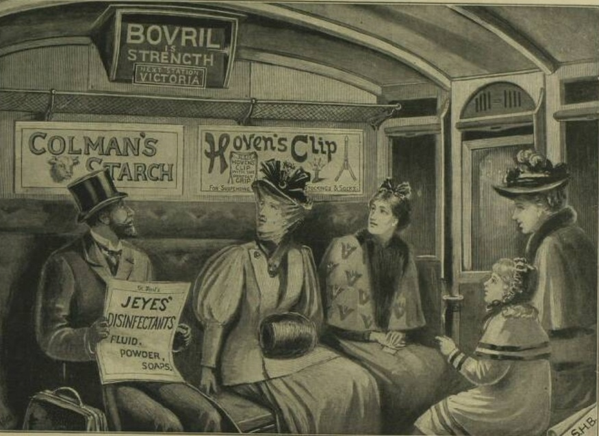 nextstation - Six Fascinating Images Of The Early London Underground