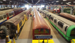 transport museum acton depot 01 1 600x344 300x172 - Tickets Alert: Open Weekend at a railway depot