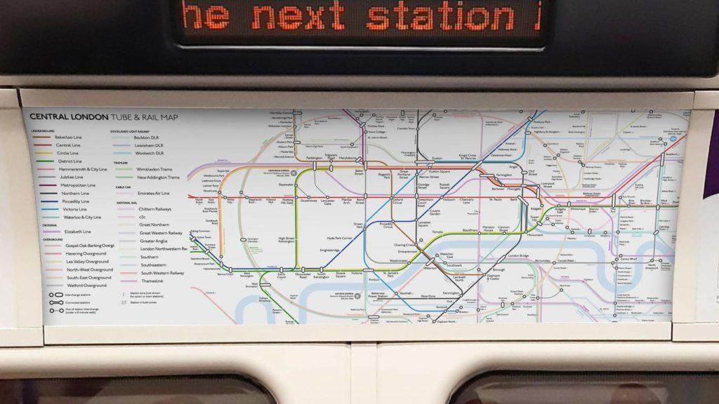 tubemapredesign0503 1 1024x576 - Graphic designer spends hundreds of hours 'decluttering' Tube map